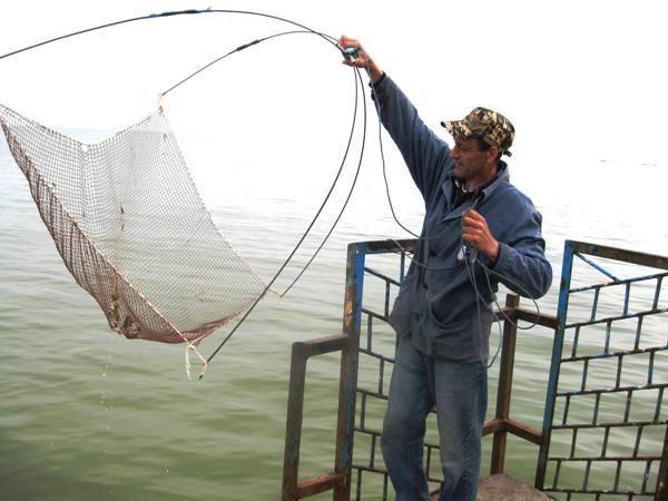 Как сделать рыболовную снасть паук своими руками